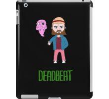 Deadbeat iPad Case/Skin