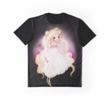 Rabbit of the Moon Graphic T-Shirt