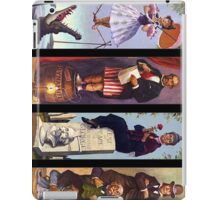 Haunted mansion all Characthers iPad Case/Skin