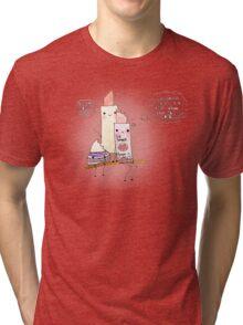 Lip Edibles Tri-blend T-Shirt