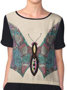 - flyfly - Women's Chiffon Top