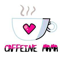 Caffeine Mama Photographic Print