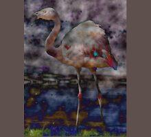 Acid + Flamingo Unisex T-Shirt