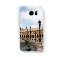 Plaza de España Samsung Galaxy Case/Skin