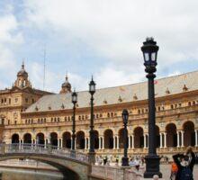 Plaza de España Sticker