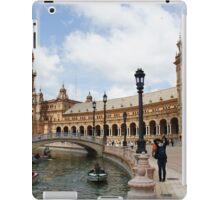 Plaza de España iPad Case/Skin