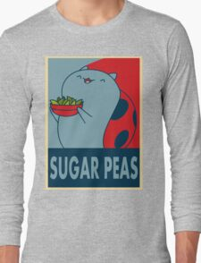 Catbug for President Long Sleeve T-Shirt