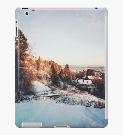 Trondheim. iPad Case/Skin