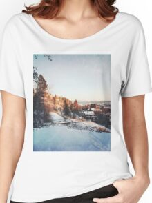 Trondheim. Women's Relaxed Fit T-Shirt