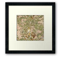 Alphonse Mucha - Lady With Daisy 1898 Framed Print