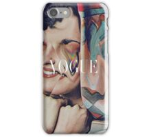 Vogue iPhone Case/Skin