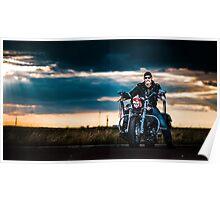 Bikescape Poster