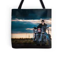 Bikescape Tote Bag