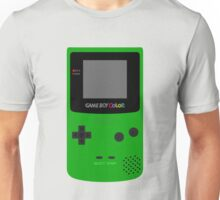 Game Boy Green Unisex T-Shirt