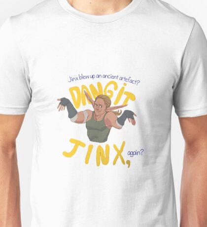 Dangit, Jinx Unisex T-Shirt