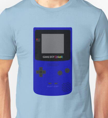 Game Boy Blue Unisex T-Shirt