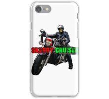 Skeggy Cruiser Motif iPhone Case/Skin