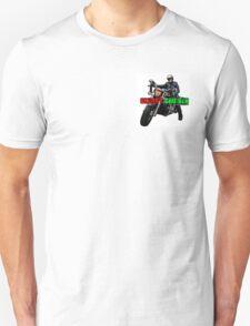 Skeggy Cruiser Motif Unisex T-Shirt