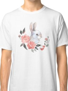 White rabbit  Classic T-Shirt