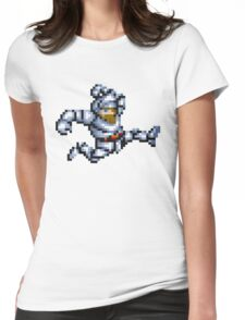 Ghosts and Goblins Womens Fitted T-Shirt