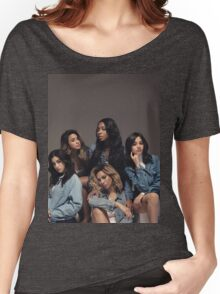 FIFTH HARMONY BILLBOARD Women's Relaxed Fit T-Shirt