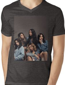 FIFTH HARMONY BILLBOARD Mens V-Neck T-Shirt
