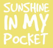 Sunshine in my Pocket Kids Tee