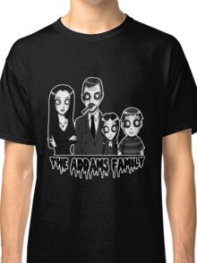 The Addams Family Portrait Classic T-Shirt