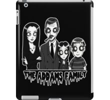 The Addams Family Portrait iPad Case/Skin