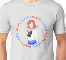 Waifu Laifu Anime Shirt Unisex T-Shirt