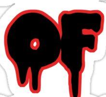 Queen Of Horror Sticker