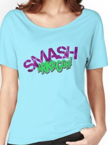 Smash Monster Women's Relaxed Fit T-Shirt