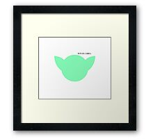 Purchase, you will Framed Print