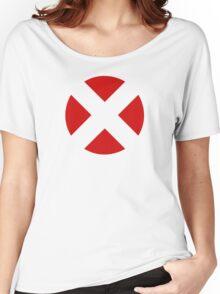 X-Men (Open X - Red) Women's Relaxed Fit T-Shirt