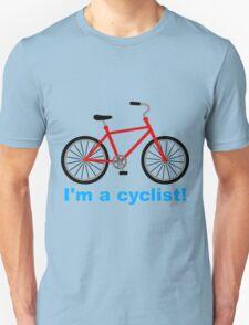 I am cyclist T-Shirt
