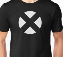 X-Men (Open X - White) Unisex T-Shirt