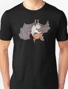 Greater mouse-eared bat Unisex T-Shirt