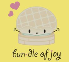 Bundle of Joy - Pineapple Bun One Piece - Short Sleeve
