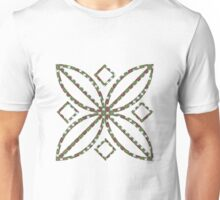 Floral ornament Unisex T-Shirt