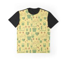 Fitness Graphic T-Shirt
