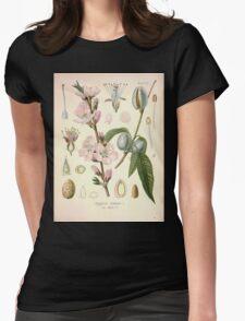 Köhler's Medizinal Pflanzen in naturgetreuen Abbildungen mit kurz erläuterndem Texte  Atlas zur Pharmacopoea 1883 1914 V2 012 Amygdalus Communis T-Shirt