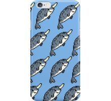 8-bit Narwhal iPhone Case/Skin