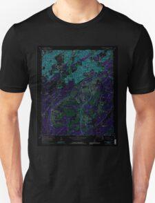 USGS TOPO Map Alabama AL Birmingham South 303248 1959 24000 Inverted T-Shirt