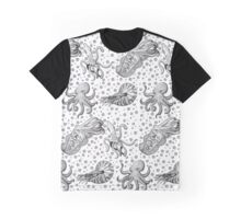 Cephalopods Graphic T-Shirt
