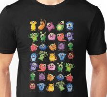 cute monsters Unisex T-Shirt