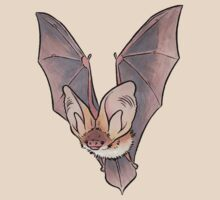 Grey long-eared bat by HenriekeG