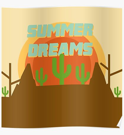 Summer Dreams Poster