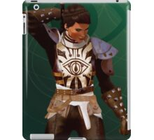Cassandra Pentaghast - Dragon Age (Version 2) iPad Case/Skin
