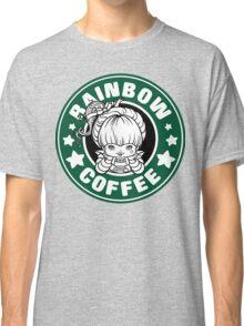 Rainbow Coffee Classic T-Shirt