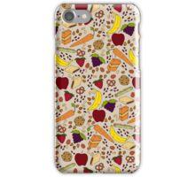 Snacks iPhone Case/Skin